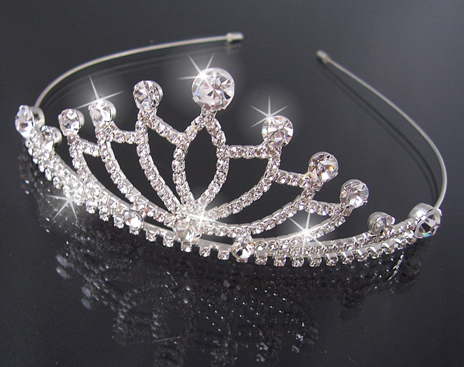H2312#+ Brautschmuck Haarschmuck Hochzeit Diadem Tiara