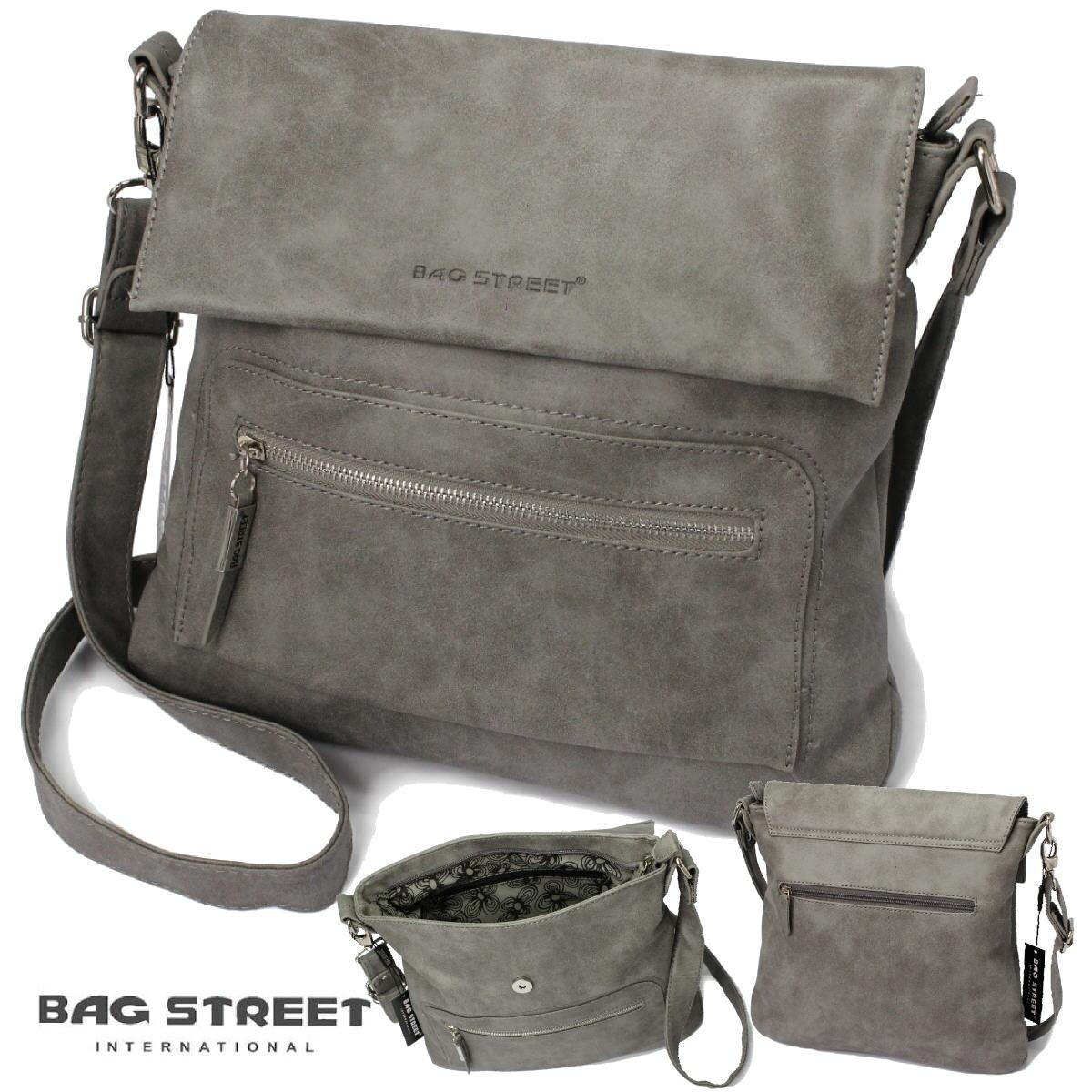 chiceco klassische handtasche damen grau henkeltasche. Black Bedroom Furniture Sets. Home Design Ideas